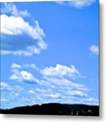 Can I Hitch A Ride? Metal Print
