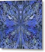 Can You Hear Me Now Metal Print