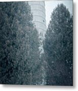 Cana Island Lighthouse Wisconsin Metal Print