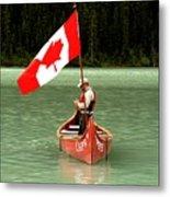 Canada Day... Metal Print