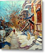 Canadian Art And Canadian Artists Metal Print