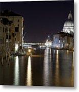 Canal Grande - Venice Metal Print