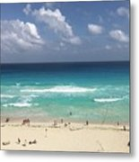 The Best View Of The Beach Metal Print