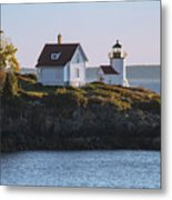 Candem Lighthouse Metal Print