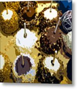 Candied Apples Metal Print