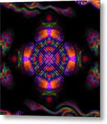 Candy Art Metal Print