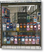 Candy Shoppe Metal Print
