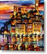 Cannes - France Metal Print