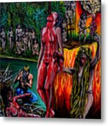 Cannibal Holocaust Metal Print
