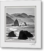 Cannon Beach 1 Metal Print