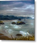 Cannon Beach, Oregon Metal Print