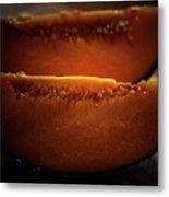 Cantaloupe Metal Print