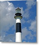 Canveral Light Florida Metal Print