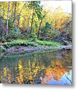 Canyon Autumn 2 Metal Print