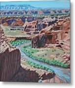 Canyon De Chelly  Metal Print