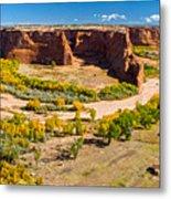 Canyon De Chelly Arizona Metal Print