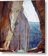 Canyon De Chelly Spirit Metal Print