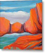 Canyon Dreams 14 Metal Print