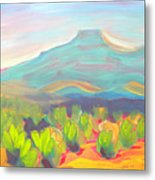 Canyon Dreams 19 Padernal Metal Print