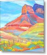 Canyon Dreams 21 Metal Print