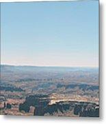 Canyon Expanse Metal Print