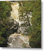Canyon Falls 2 Metal Print