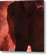 Canyon Idol Metal Print