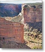 Canyon Passage Metal Print