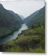 Canyon Metal Print