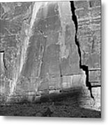 Canyon Shrine Metal Print