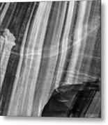 Canyon Varnish 9602 Metal Print