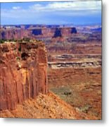 Canyonlands 4 Metal Print