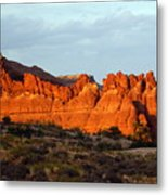 Canyonlands At Sunset Metal Print