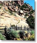Canyonlands Series 15 Metal Print
