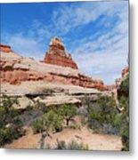 Canyonlands Spring Landscape Metal Print