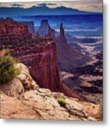 Canyonlands Vista  Metal Print