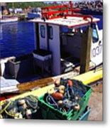 Cape Breton Island Metal Print by Thomas R Fletcher