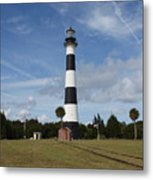 Cape Canaveral Florida Light Metal Print