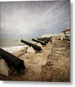 Cape Coast Castle Metal Print