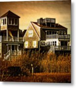 Cape Cod Gold Metal Print