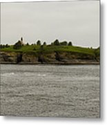 Cape Flattery Lighthouse Metal Print