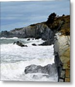 Cape St. Mary's Metal Print