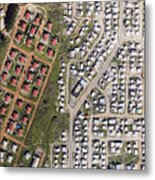 Cape Town Is Booming In All Directions Metal Print