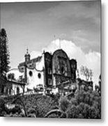 Capilla Del Cerrito - Basilica De Guadalupe - Mexico City I Metal Print