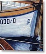 Capri Boats Metal Print