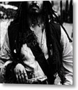 Captain Jack Metal Print