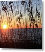 Captiva Sunset Metal Print