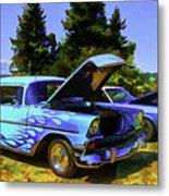 Car Show Series #2 Metal Print