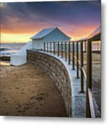 Carcavelosbeach - Portugal Metal Print