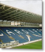 Cardiff - City Stadium - East Stand 1 - July 2010 Metal Print